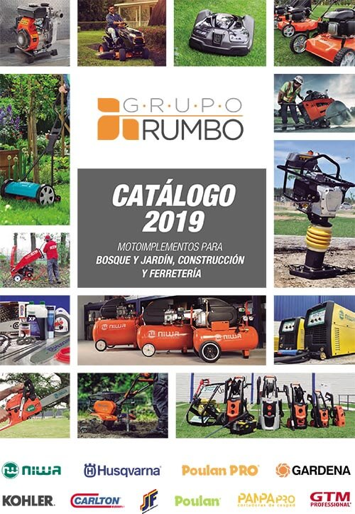 Catálogo global de Grupo Rumbo 2019