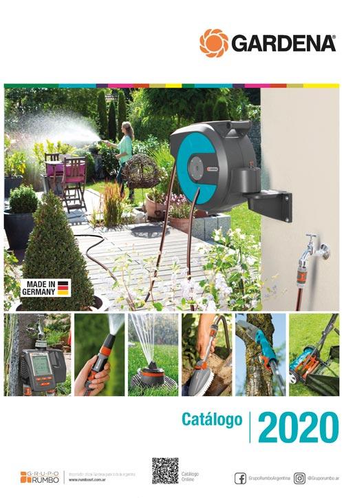 (0004013) Catálogo Gardena 2020