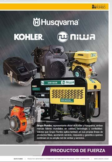 Catálogo Rumbo Global - 2021-08 Productos de fuerza (Adelanto de la sección).