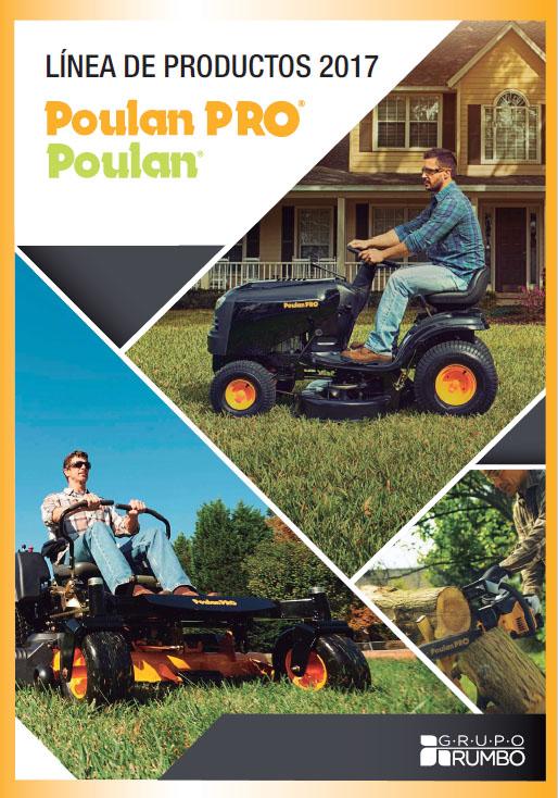 Catálogo Poulan Pro 2017