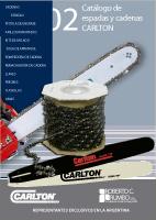 Catálogo Carlton
