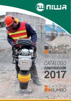 Catálogo Niwa 2017- Maquinarías para la Construcción