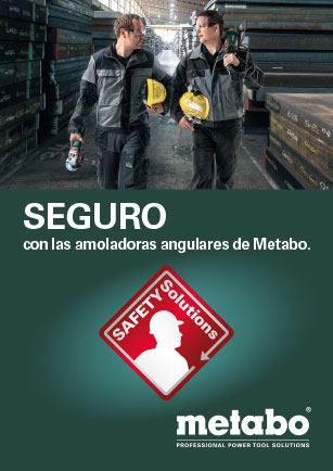 metabo es Seguridad