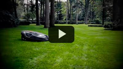 How the Husqvarna Automower® Works