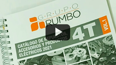 Catálogo de repuestos, accesorios y productos eléctricos (Volumen 1, 4T) hojeada breve.