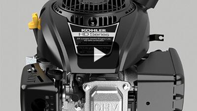 Motores Kohler, nueva Línea HD