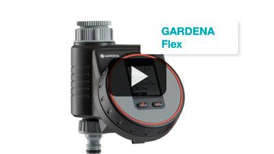 Gardena - Programador de riego Flex - Cód.: 0189020